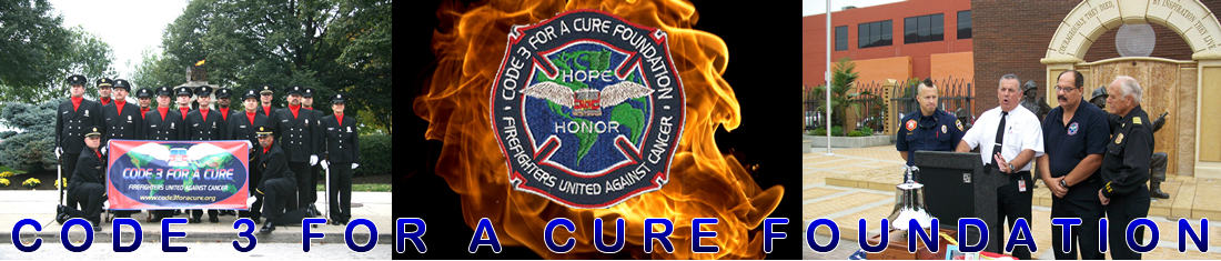 Code 3 for a Cure header