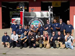 Hampton Fire Department photo