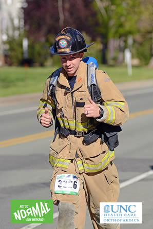 Photo of Firefighter Jake
